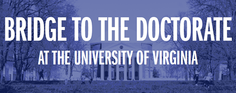 Bridge to the Doctorate at the University of Virginia logo