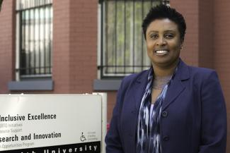 Dr. Rosalyn Hobson-Hargraves, VA-NC LSAMP Program Director at VCU